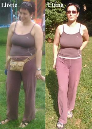 szoptatás utáni diéta